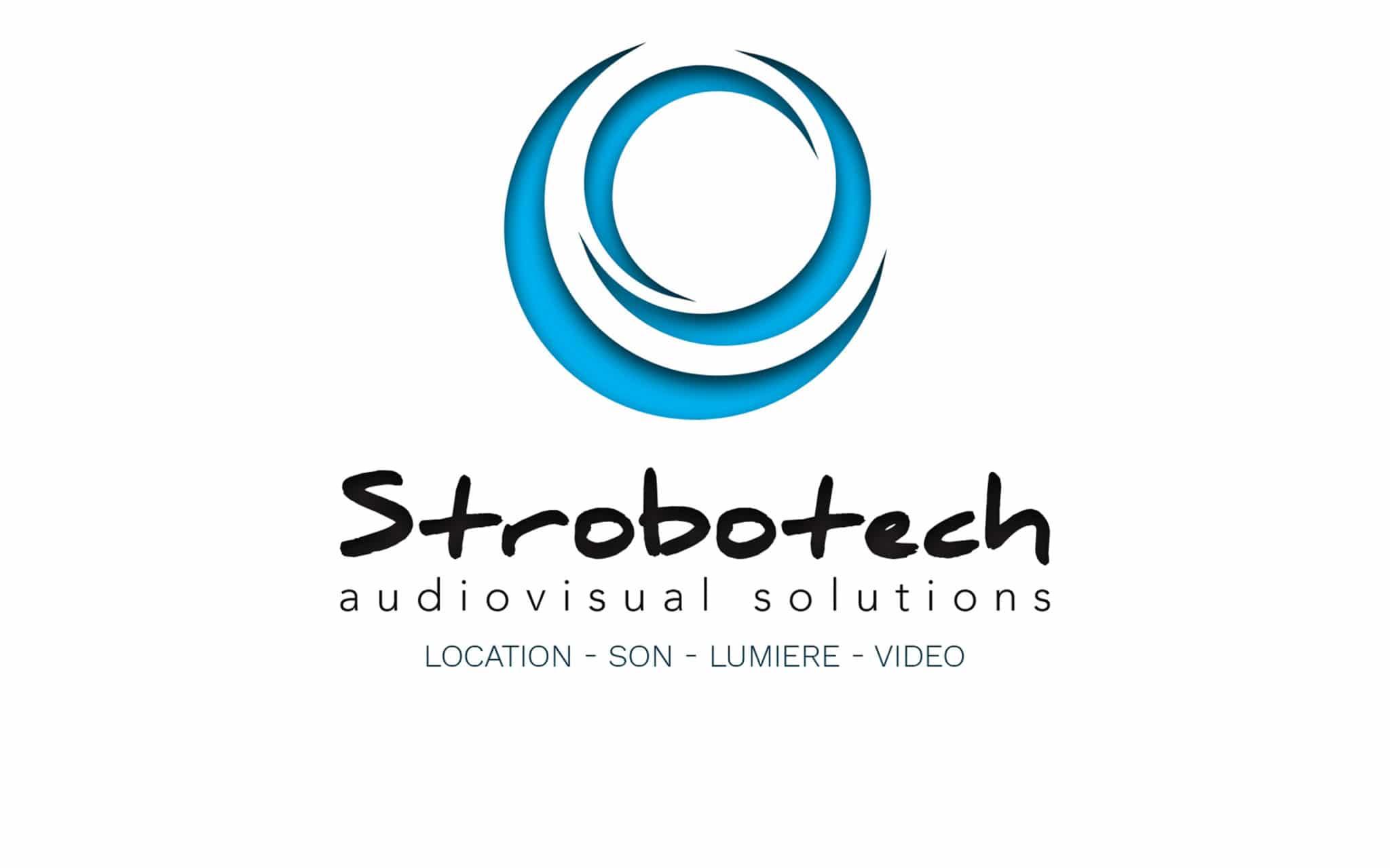 Nouveau logo Strobotech