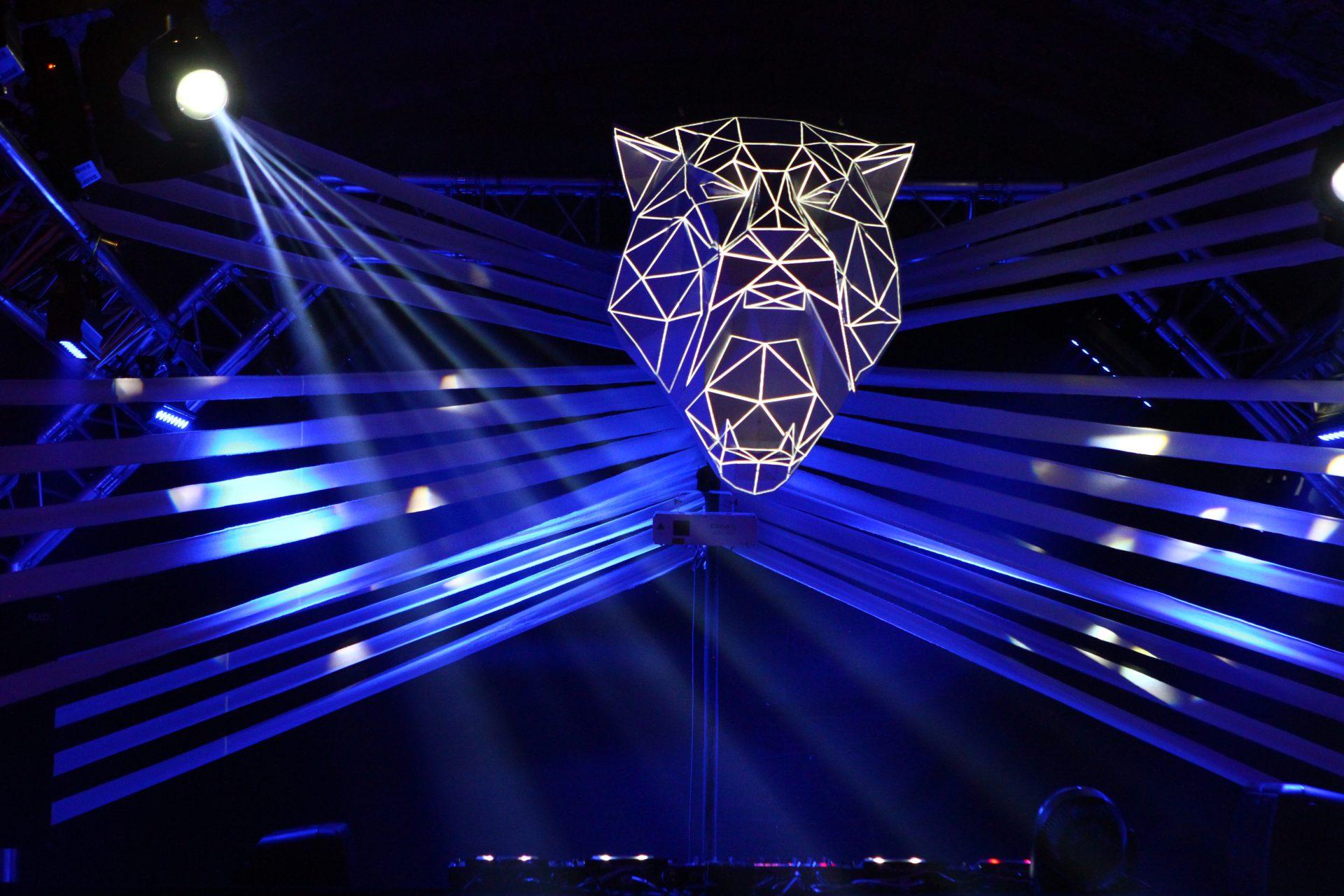 Lumière et son dancefloor